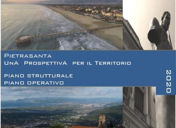 PIETRASANTA – parte percorso per nuovo Piano Operativo e Piano Strutturale,