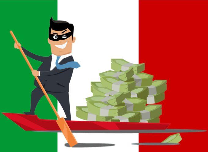 Italiani primi evasori in Europa: di chi la colpa?