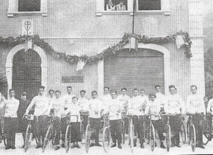 Gallicano 1929: una singolare storia di una squadra ciclistica…nata non per correre, ma per soccorrere