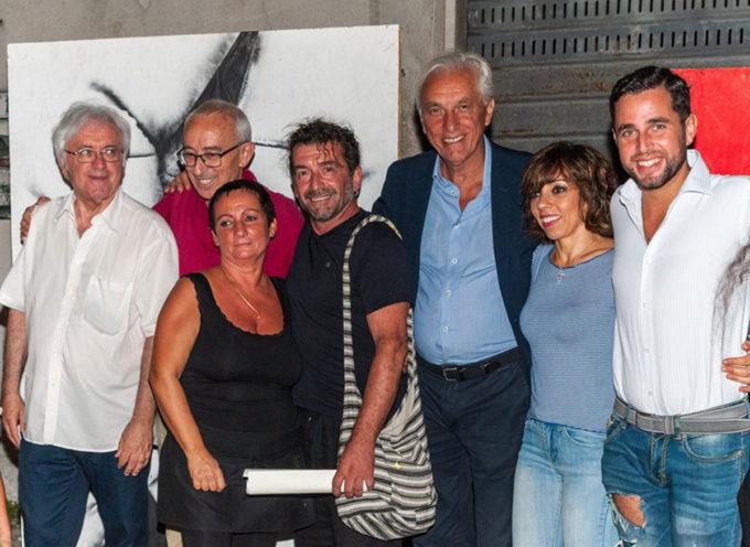 festa di chiusura per il ciclo di eventi in estemporanea de La Seravezziana.