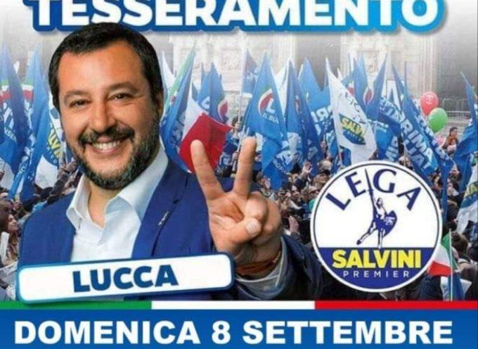 Ottimo risultato per il Gazebo della Lega dell'8 settembre a Borgo a Mozzano.