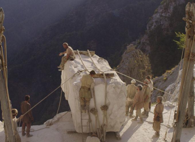 esce il 28 novembre il film di Andrey Konchalovskysulla vita di Michelangelo girato anche nelle storiche cave Henraux del monteAltissimo