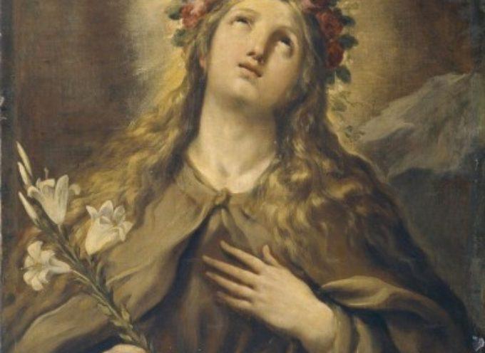 Il Santo del giorno, 4 Settembre: S. Rosalia, la Santa per antonomasia della Sicilia!
