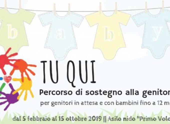 ALTOPASCIO  – TU QUI, il percorso di sostegno alla genitorialità per genitori in attesa