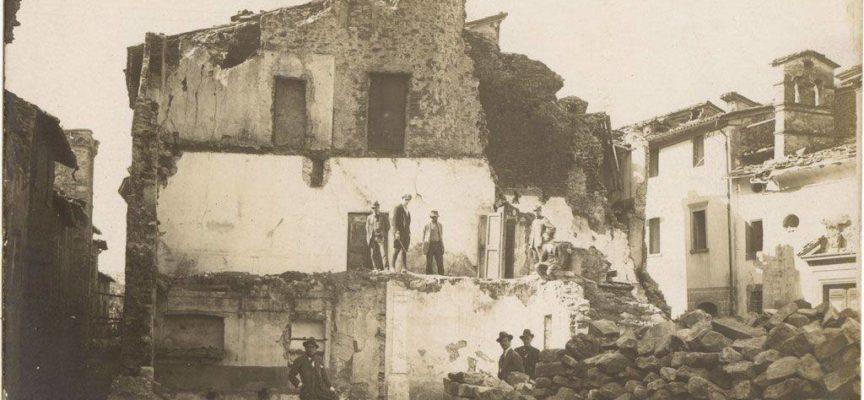 CASTELNUOVO DI GARFAGNANA –  7 SETTEMBRE 1920, ORE 7,46 E 32 SECONDI, APPENA 99 ANNI FA'
