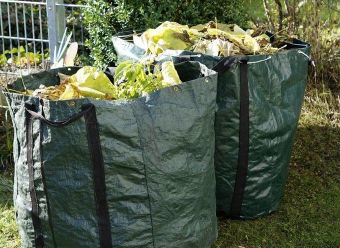 porcari – Dalla prossima settimana raddoppiano i giri di raccolta di sfalci e potature nel mese di settembre