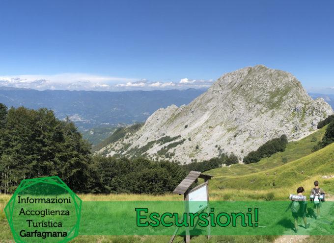 Escursioni in Garfagnana – Domenica 8 Settembre