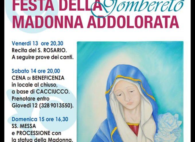 FESTA DELLA MADONNA DI GOMBERETO