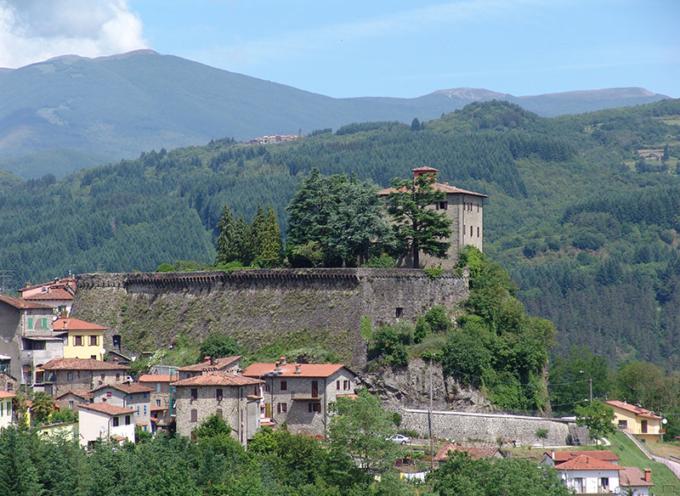 La Rocca di Camporgiano