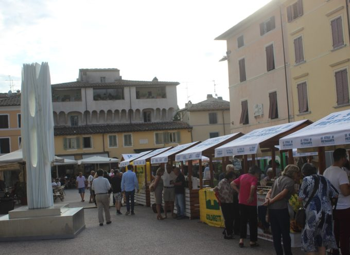 COLDIRETTI – Oggi e domani siamo in Piazza Duomo a Pietrasanta per la prima edizione del Festival dell'Alta Cucina!
