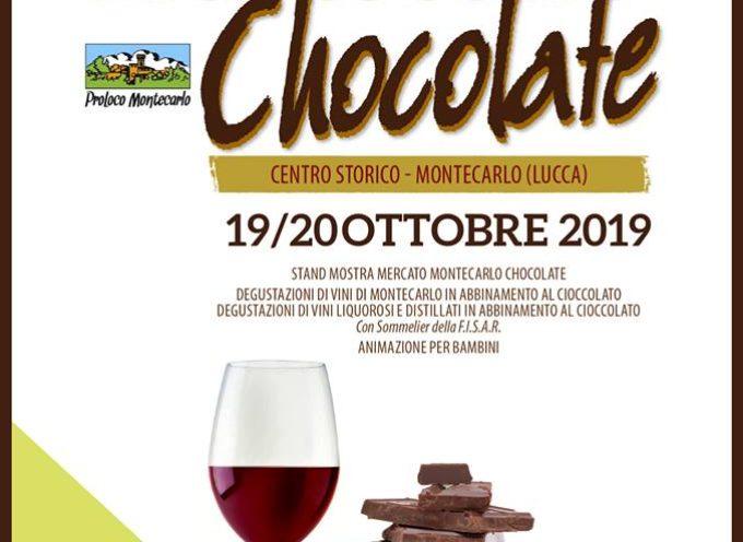 MONTECARLO CHOCOLATE – 19 /20 OTTOBRE