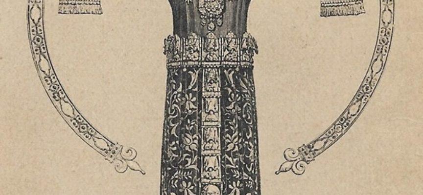 """Per la festa della """"Santa Croce"""" ecco una cartolina del """"Volto Santo di Lucca"""" del 1915."""