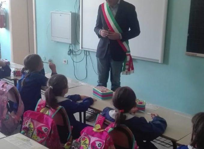 Prima campanella per i bambini di Massarosa.