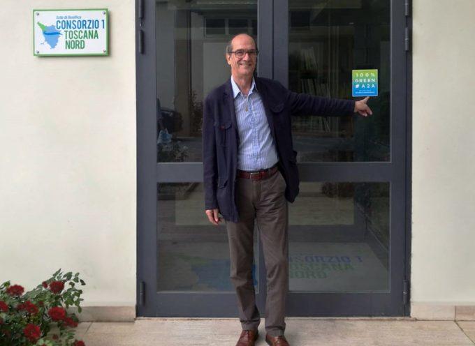 Il Consorzio 1 Toscana Nord è il primo Ente di bonifica in Italia a dichiarare lo stato di emergenza climatica ed ambientale.