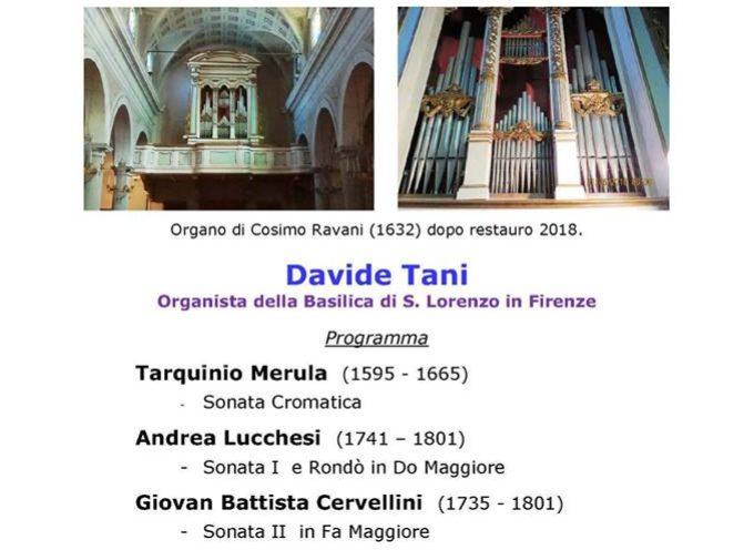 Concerto d'organo a Borgo a Mozzano