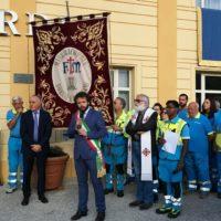 Grande festa alla Misericordia di Borgo per i 10 anni dall'inaugurazione della nuova sede.