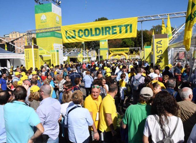MADE IN ITALY, 600MILA VISITATORI AL VILLAGGIO COLDIRETTI A BOLOGNA