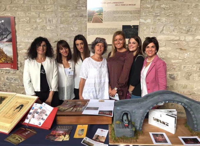 PORCARI – ha partecipato a Gubbio al Festival del Medioevo,