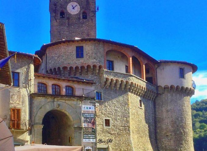 la Rocca Ariostesca è il monumento principe di Castelnuovo Garfagnana