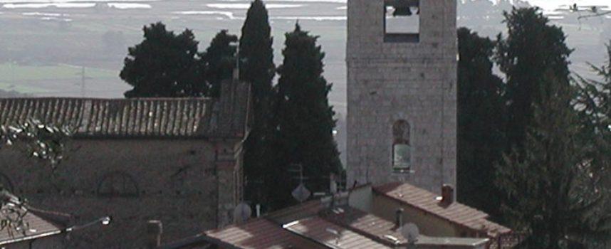 Celebrazione religiosa a Bargecchia
