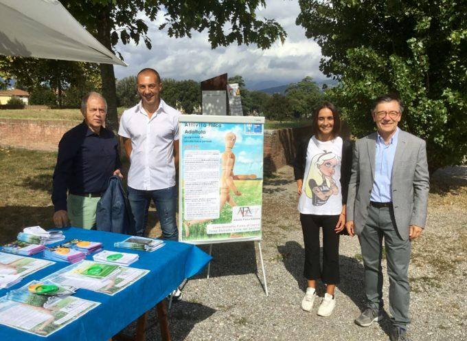 """Arriva anche a Lucca il """"calcio camminato"""" – la Medicina dello Sport ne valuterà i benefici per inserirlo nelle attività AFA"""