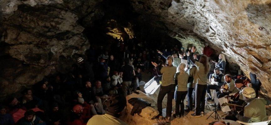Grande successo per la seconada edizione di Music Underground nell'Antro del Corchia