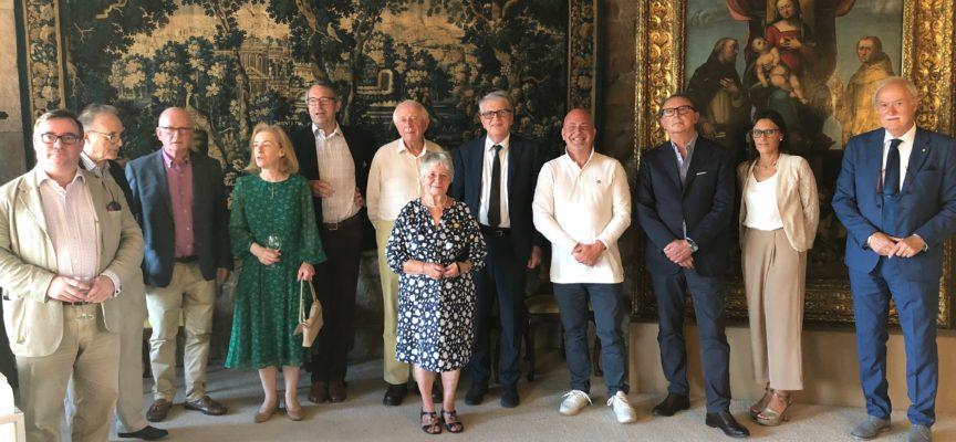 Ospiti internazionali di grande riguardo quelli che sono arrivati a Lucca per il Puccini World Festival.