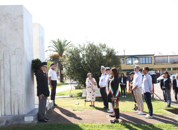 Commemorazione: 11 settembre 2011, l'abbraccio ed il ricordo di Pietrasanta a 18 anni dell'attentato alle Torri Gemelle