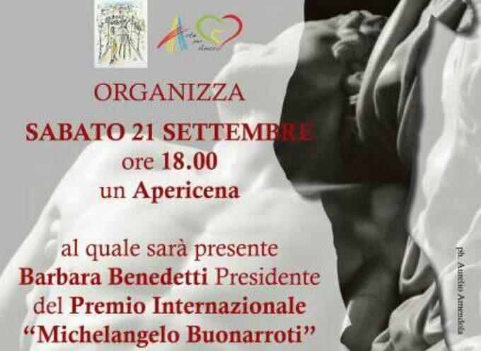 La Seravezziana Eventi – Sabato 21 settembre Apericena con il Presidente del Premio Internazionale
