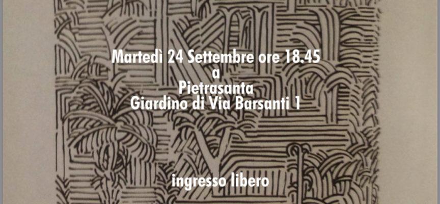 Garden Club Versilia Apuania – 24 settembre incontro tra Michaeljon Ashworth, storico dei giardini, e Silvia Ghirelli, paesaggista.