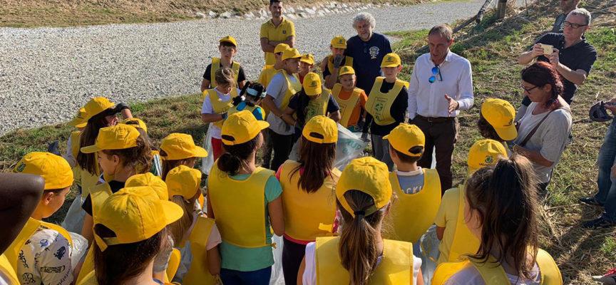 """Seravezza – """"Puliamo il Mondo"""", Assessore Vené: i bambini hanno le idee chiare."""