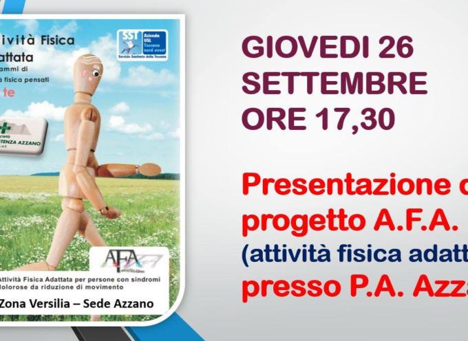 Pubblica Assistenza di Azzano – Un progetto all'avanguardia per migliorare la qualità di vita degli anziani
