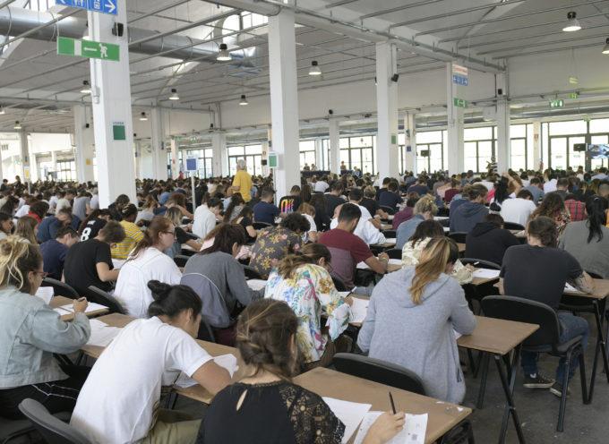 lucca – In 7 mila da tutta Italia per i test di ammissione all'Università