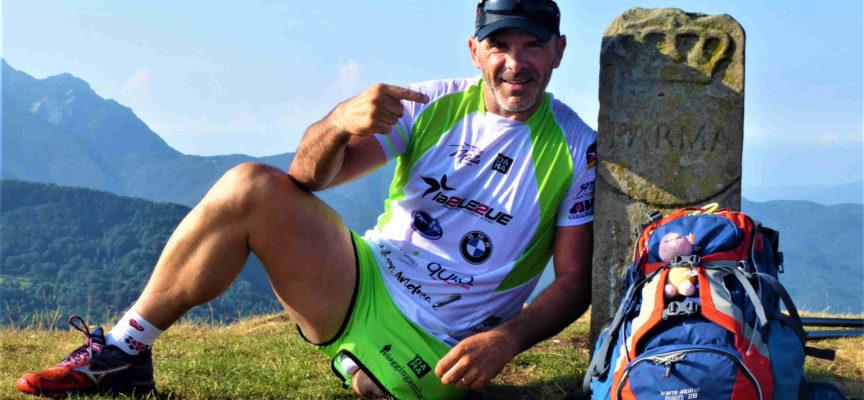 Andrea Devicenzi, atleta paralimpico e pellegrino sulla via Francigena racconta il suo cammino a Lucca,