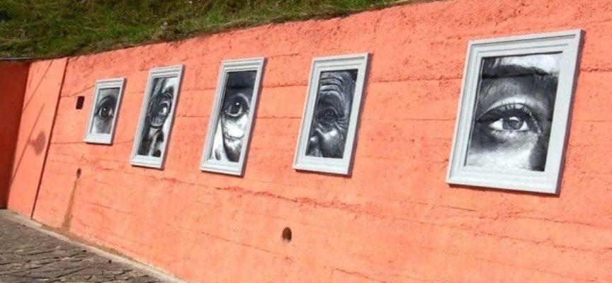 Open your eyes; i cinque occhi di Federico Benedetti