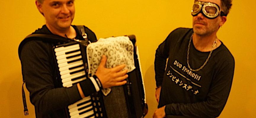 MURABILIA – DUO SYMBIOSIS – ONGAKU antica musica giapponese reinterpretata per fisarmonica e elettronica