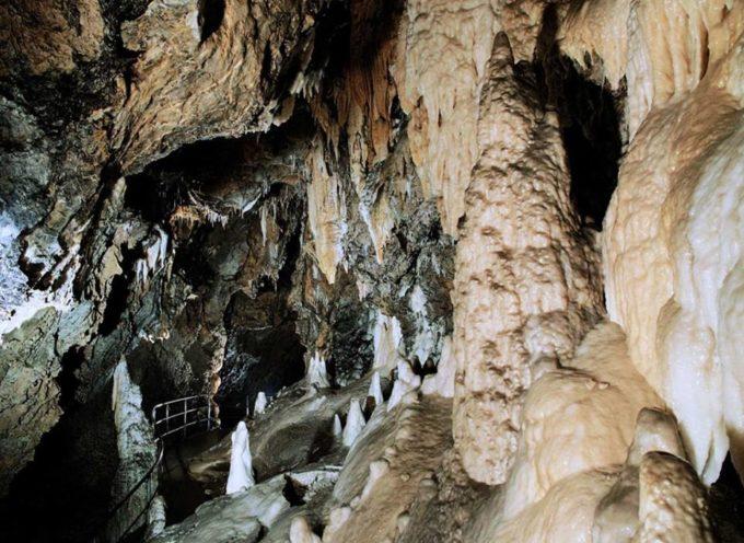 Un milione e mezzo di visitatori alla scoperta delle grotte italiane