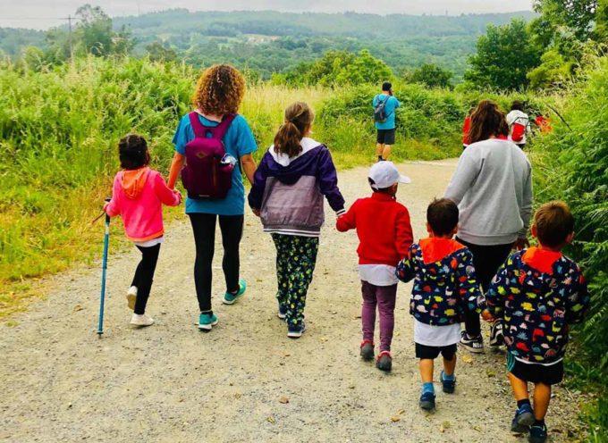 """Il Cammino di Santiago di 85 bambini malati di tumore: """"tutto è possibile"""""""