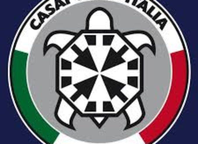 CASAPOUND: CHIUSA LA PAGINA VALLE DEL SERCHIO E I PROFILI ASSOCIATI