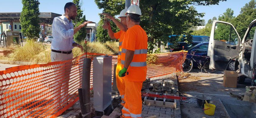 Colonnine per la ricarica dei veicoli elettrici: a fine settembre il piano infrastrutturale Enel entrerà in funzione