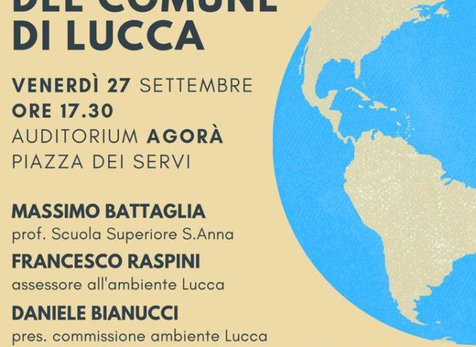 Un Comune a emissioni zero: Lucca ci crede e adotta la strategia di sostenibilità ambientale 2030