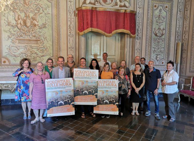 Volontari sulle mura: torna l'appuntamento con la festa del volontariato lucchese al Baluardo San Paolino