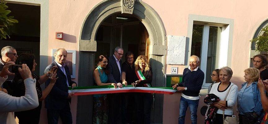 Un successo l'inaugurazione della mostra di Eliseo Picchi