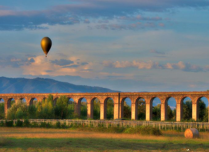 Festa dell'Aria, da mercoledì mongolfiere nei cieli per il Campionato italiano