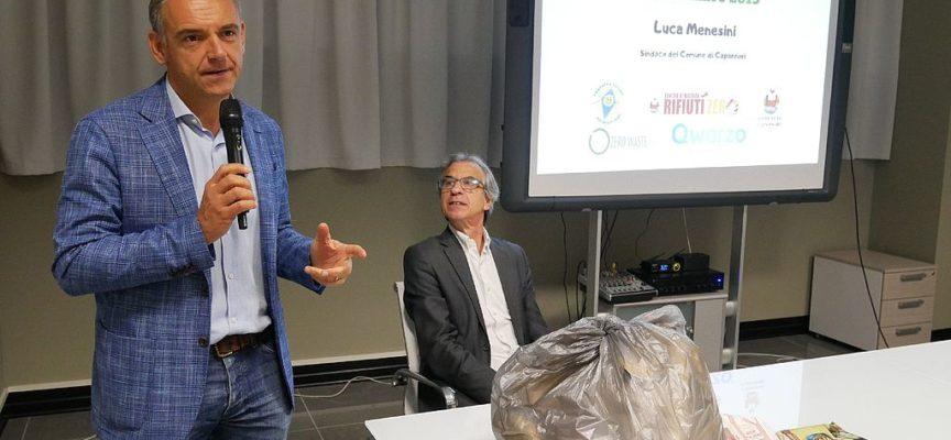 Versione ecologica del bicchierino Estathè, Ferrero invita Centro Ricerca Rifiuti Zero nella propria sede
