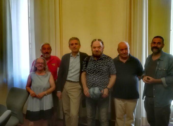 Da Lucca a Sint-Niklaas: delegazione in partenza