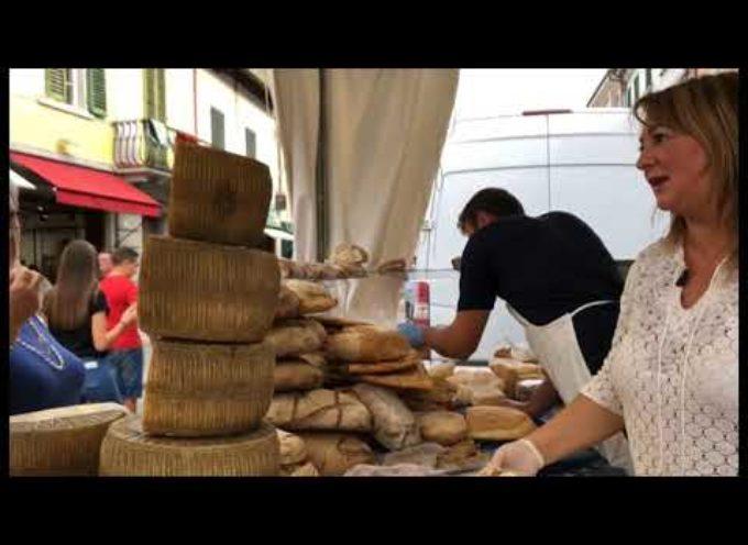 Pane e spettacolo, tanta gente alla festa di Altopascio