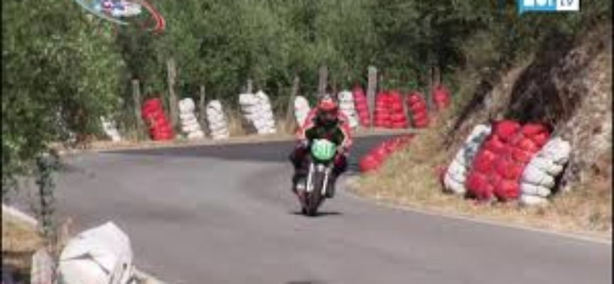 Velocità in salita, ennesimo titolo tricolore per Marco Lombardi