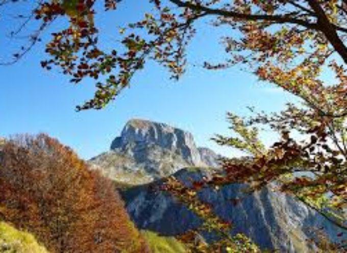 Ultra Hike Monte Sumbra, La montagna dei giganti