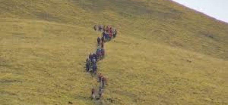 Un successo il nuovo percorso trekking